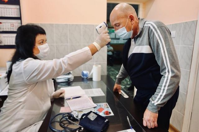 За сутки в крае от коронавируса умерло 9 человек.