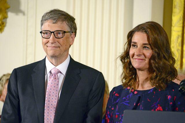 Билл и Мелинда Гейтс объявили о разводе после 27 лет брака.