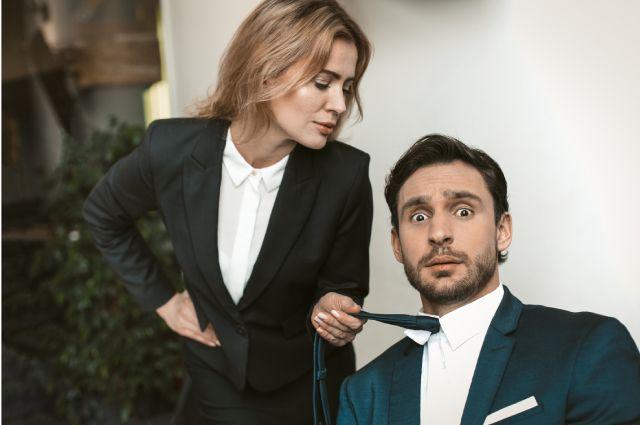 Неуставные отношения. Как мужчины становятся жертвами домогательств