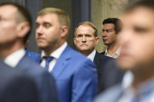 Печерский суд избрал меру пресечения Медведчуку