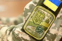 Украинский военный убит на Донбассе выстрелом снайпера