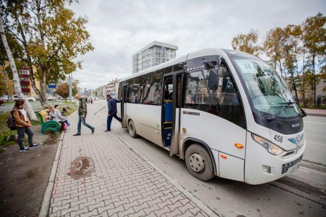 Изменена схема движения маршрутов общественного транспорта № 10, 62, 71, 12, 14, 18, 21, 119, 189, 106.