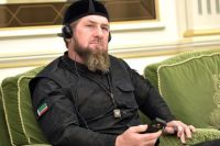 381 млн руб. - доход главы Чечни за прошлый год.