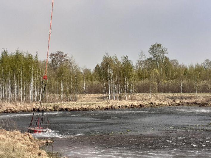 Горят леса: как тушат пожары в Тюменской области, 2021.