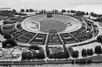 Стадион имени Кирова. Ленинград, 1977 г.
