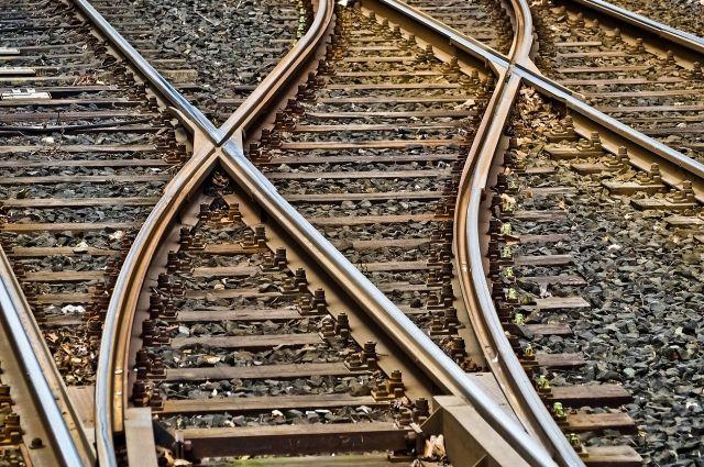 У железнодорожных путей нашли ноги убитой.