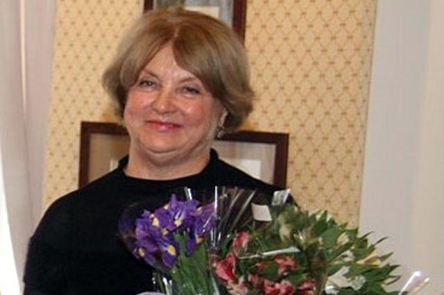 Ванда Леонова.
