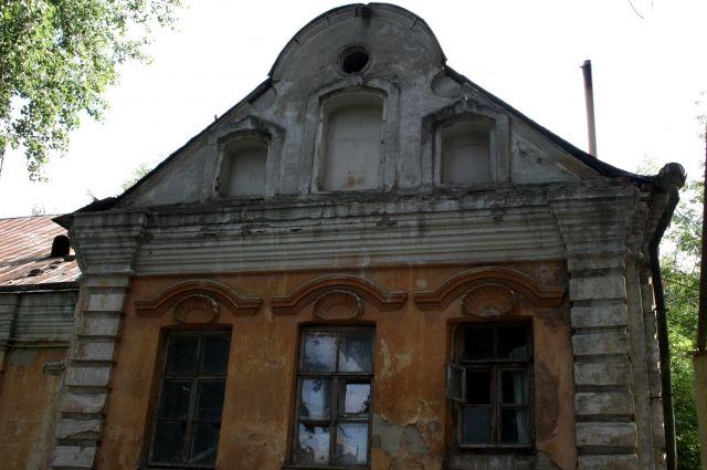 В Воронеже разработают проект по сохранению Дома Гарденина