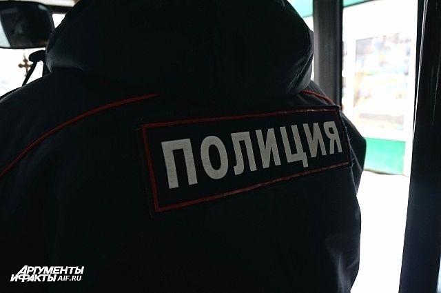 Женщину нашли полицейские в Кунгуре.