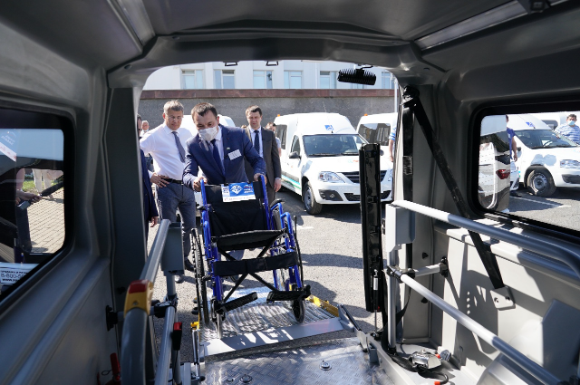 16 млрд получит Башкирия на модернизацию здравоохранения на местах