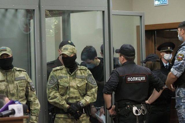 Родители Галявиева не пришли в суд, когда там выносили решение об аресте сына.
