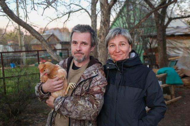 Ещё семь лет назад Роман и Алла не думали, что станут фермерами.