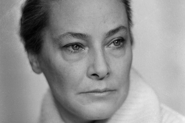 Софья Пилявская, 1962 г.