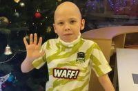 Дементий Еныгин любит играть в футбол, но из-за болезни ему пришлось отложить тренировки.