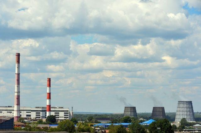 В Оренбурге устранили поломку на Сакмарской ТЭЦ.