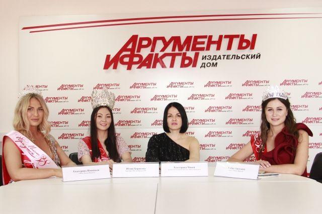 Екатерина Новицкая, Юлия Борисова, Екатерина Чопей и Алёна Завозина.