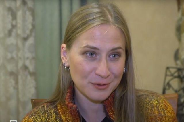Елена Дрейлинг-Дроздова.
