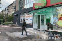 В Киеве задержали злоумышленников, которые похищали платежные терминалы
