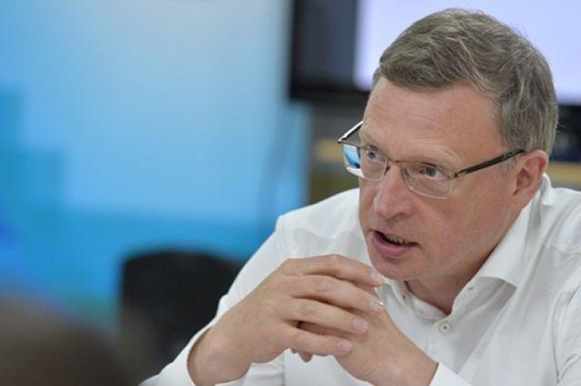 Омский губернатор выступил против повышения стоимости проезда в маршрутках