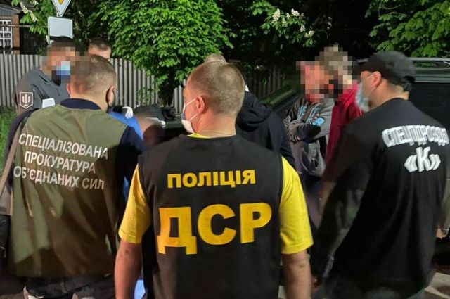 В Луганской области военного комиссара поймали на взятке