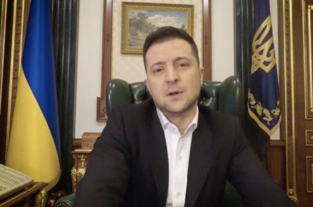 Зеленский: в Украине планируют создать университет новейших технологий