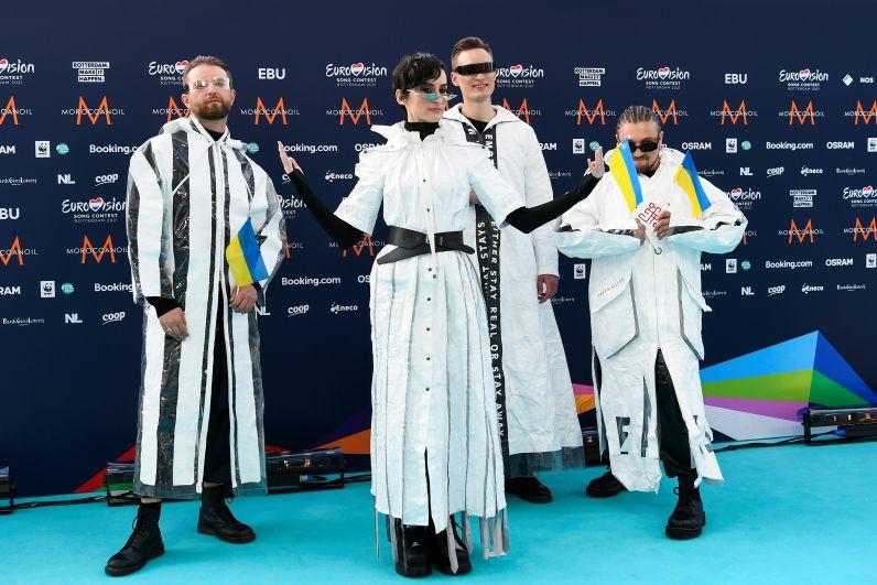 Участники группы Go_A (Украина)