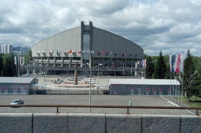 Во дворце пройдет международный турнир по вольной борьбе.