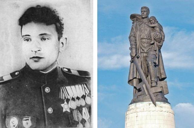 Николай Масалов стал протопитом памятника советского воина-освободителя, установленного в берлинском Трептов-парке.