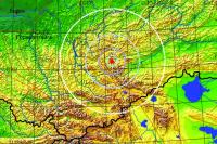 В природном парке Ергаки зафиксированы толчки магнитудой 2,9.