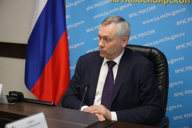 Губернатор Новосибирской области рассказал о самочувствии после вакцинации