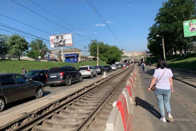 В Ульяновской области утро понедельника стало транспортным апокалипсисом