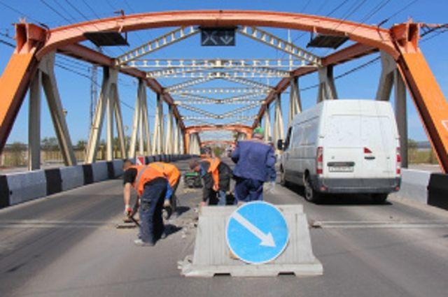 Полное движение по мосту на Киевской могут открыть к концу недели