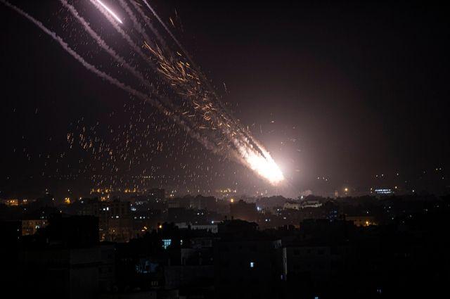 Израиль продолжил наносить удары по домам командиров ХАМАС