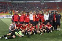 Команда ЦСКА, завоевавшая Кубок УЕФА, 2005 г.