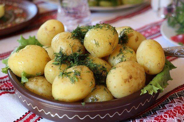 Картофель желательно употреблять не чаще четырех раз в неделю.