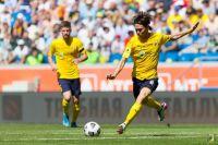 Последнюю игру сезона «жёлто-синие» проиграли.