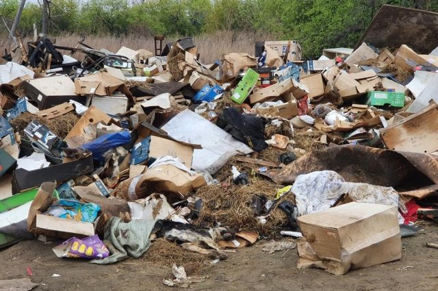 Прокуратура провела проверку отходов.