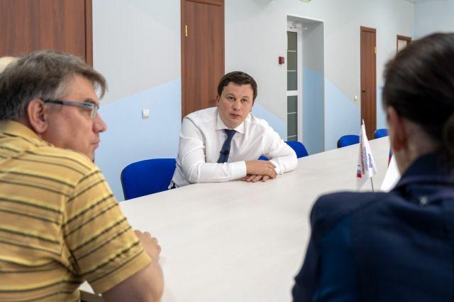 Во время встречи активисты ОНФ и Антон Немкин обсудили сотрудничество по поддержке инициатив, направленных на улучшение жизни пермяков.