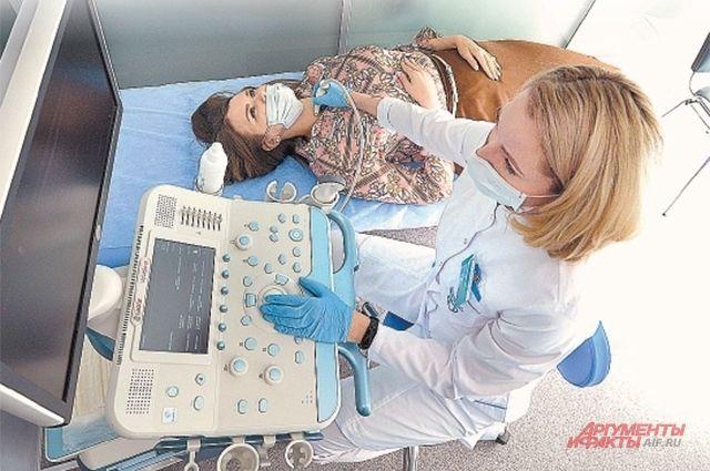При выявлении отклонений первую диагностику проведут прямо в павильоне.