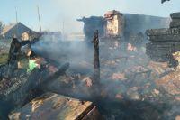 В Новосергиевском районе пожарный извещатель спас семью с тремя малолетними детьми.