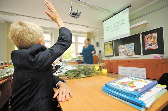 Из-за аномальной жары в Оренбурге может измениться режим школьных занятий
