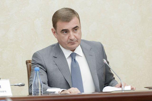 Алексей Дюмин просит туляков пройти вакцинацию от COVID-19