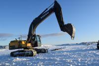 Строиться в Арктике невероятно дорого.