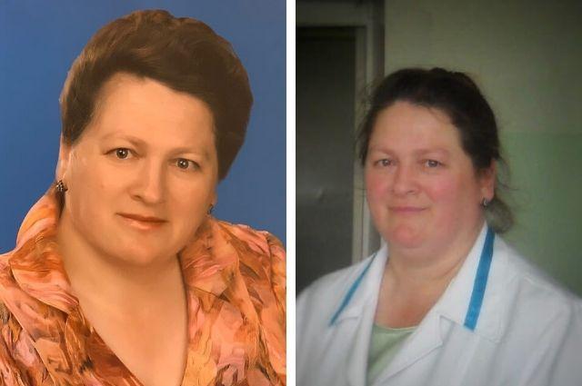 Екатерина Александровна проработала 39 лет в медсанчасти.