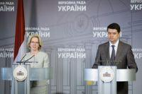 Спикер сейма Латвии и председатель Рады посетят Донбасс