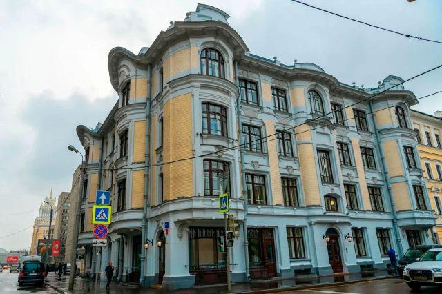Доходный дом купца В.Е. Быкова