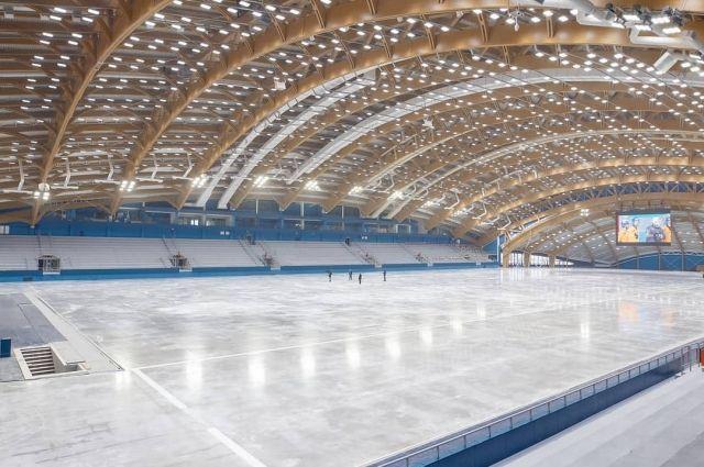 На новой площадке можно будет проводить соревнования мирового уровня более чем в 30 видах спорта.