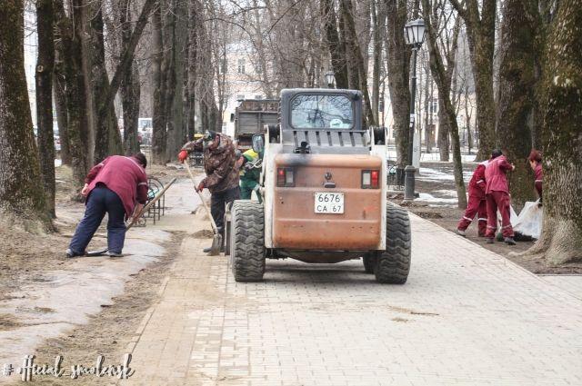 В Смоленске проведут мониторинг работы управляющих компаний.