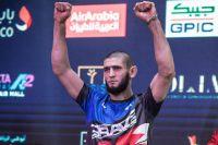 Восходящая звезда UFC Хамзат Чимаев провёл в организации уже девять победных поединков, поражений у него нет