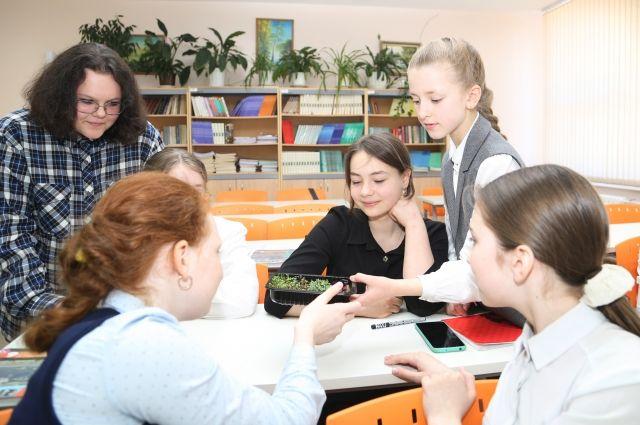 Участниками мероприятия стали учащиеся школы № 4